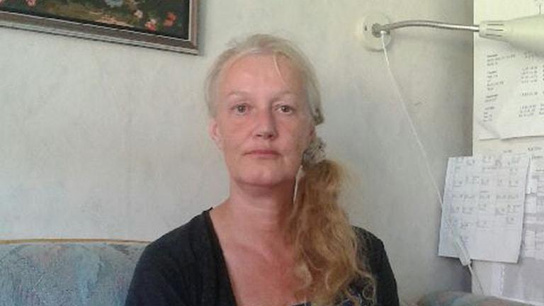 Sylvia Håkansson från Göteborg oroar sig för att ränteavdragen ska försvinna i framtiden. Foto: Privat.