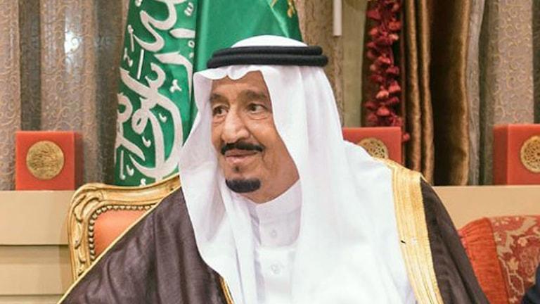 Saudiarabiens kung Salman bin Abdulaziz Al Saud. Foto: AP