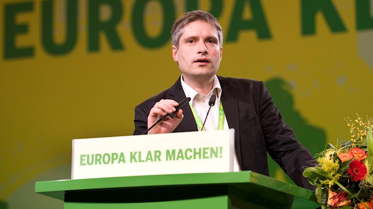 Sven Giegold vill att all EU-lagstiftning klimatprövas.