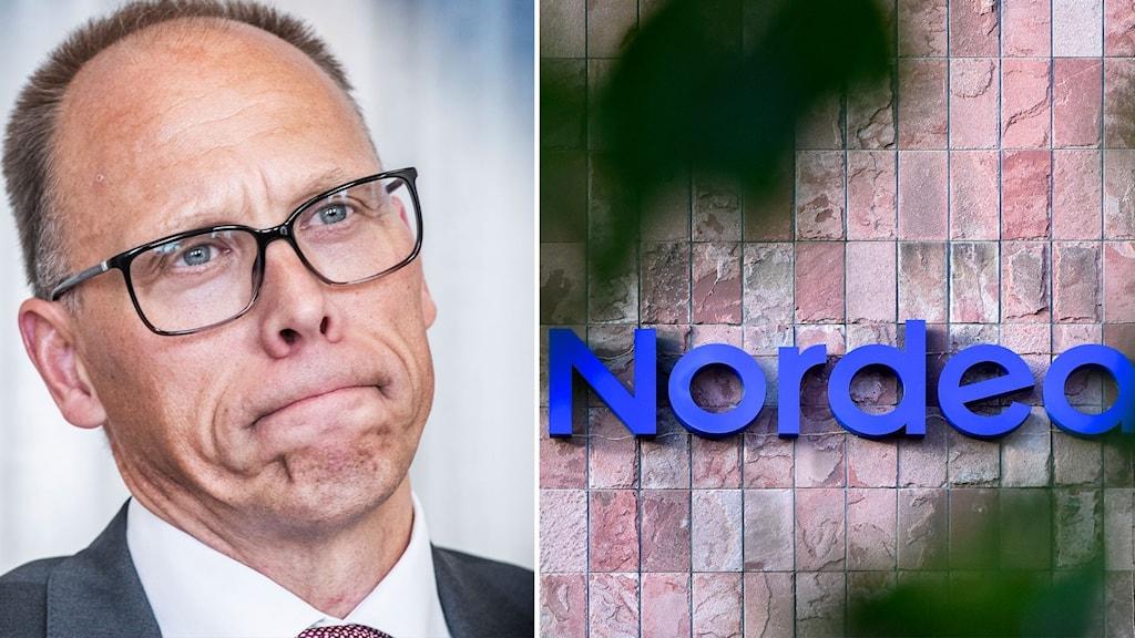 Nordeas vd Frank Vang-Jensen.
