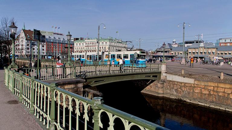 Centrala Göteborg. Foto: Adam Ihse/TT.
