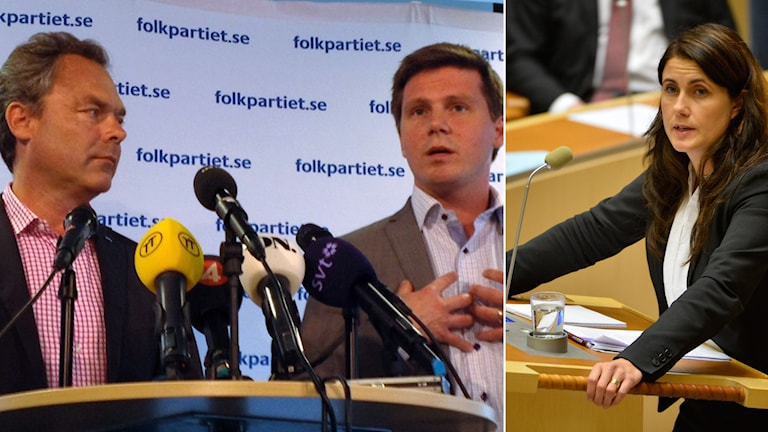 Foto: Anna Hjalmarsson/Sveriges Radio, Henrik Montgomery/TT