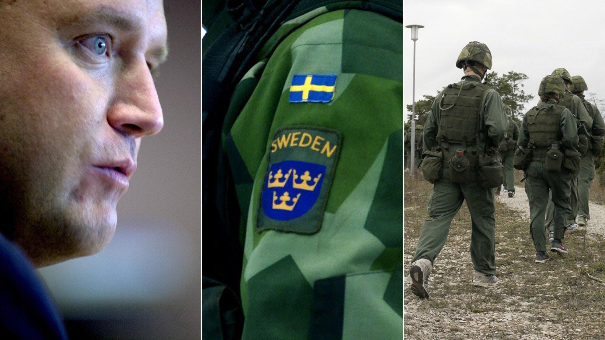 23904541119c #nyaförsvaret - P1-morgon | Sveriges Radio