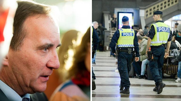 Foto: Henrik Montgomery / TT och Janerik Henriksson/TT