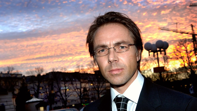 Åklagare Hans Ihrman. Foto: Ingvar Karmhed / TT