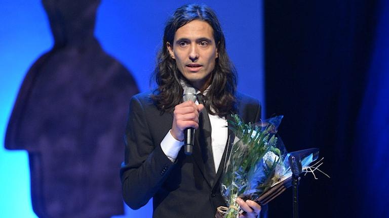 Jonas Hassen Khemiri. Foto: Maja Suslin/TT
