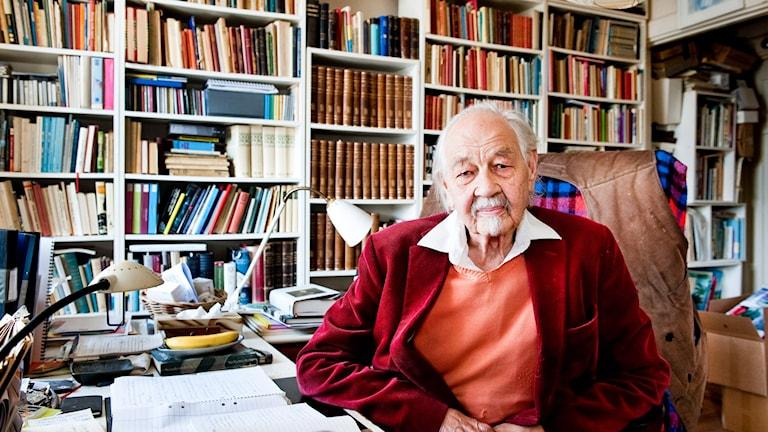 Lennart Hellsing Foto: Lars Pehrson/SvD/TT