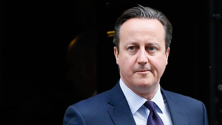 Premiärminister David Cameron. Foto: Kirsty Wigglesworth/TT.
