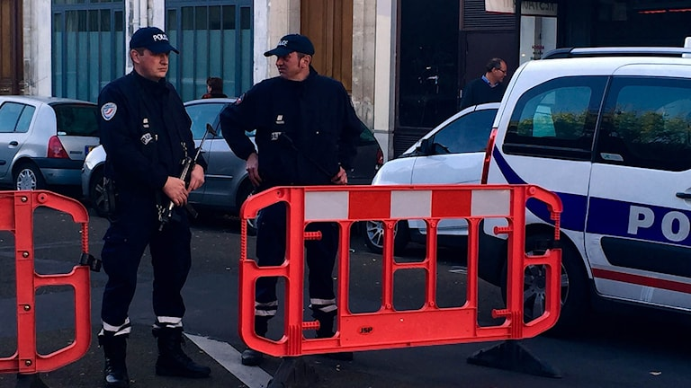 Poliser Paris