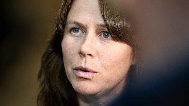 Åsa Romson. Foto: Fredrik Sandberg/TT