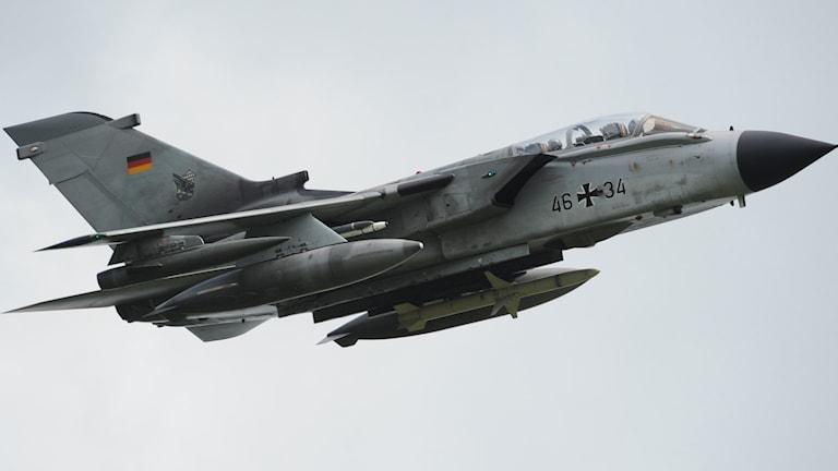 Tyskland skickar spaningsflyg till Syrien. Foto: Patrick Seeger/TT