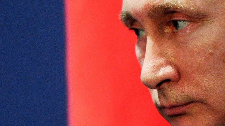 Rysslands president Vladimir Putin. Foto: Mikhail Klimentyev/Kreml.