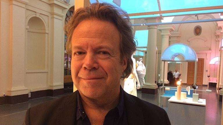 Mats Jankell, ansvarig för underhållningen på nobelbanketten. Foto: Mona Hambraeus