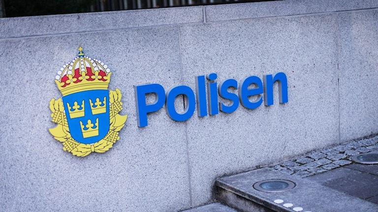 Genrebild polisen