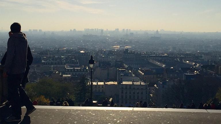Utsikt Paris