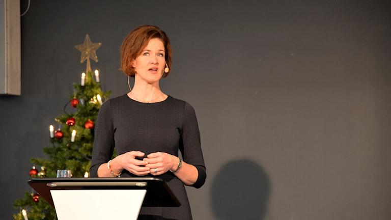 Anna Kinberg Batra (Foto: Susanna Persson Öste/TT)