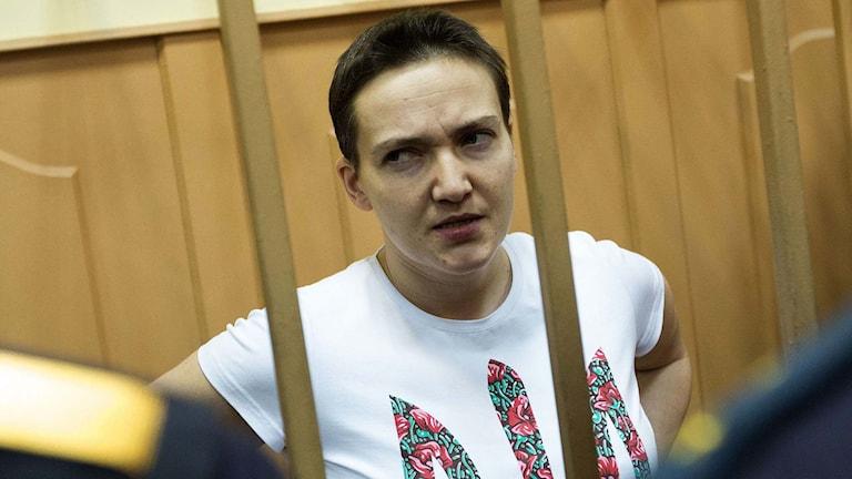 Правительство Швеции требует освобождения Надежды Савченко. Фото: Krill Zykov/TT.