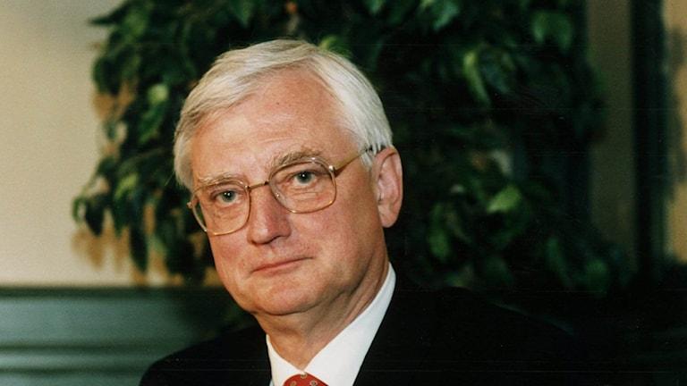 Sten Wickbom har avlidit, 84 år gammal. Foto: Bertil Ericson/TT