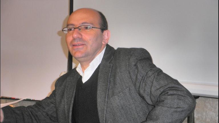 Mitri Raheb.