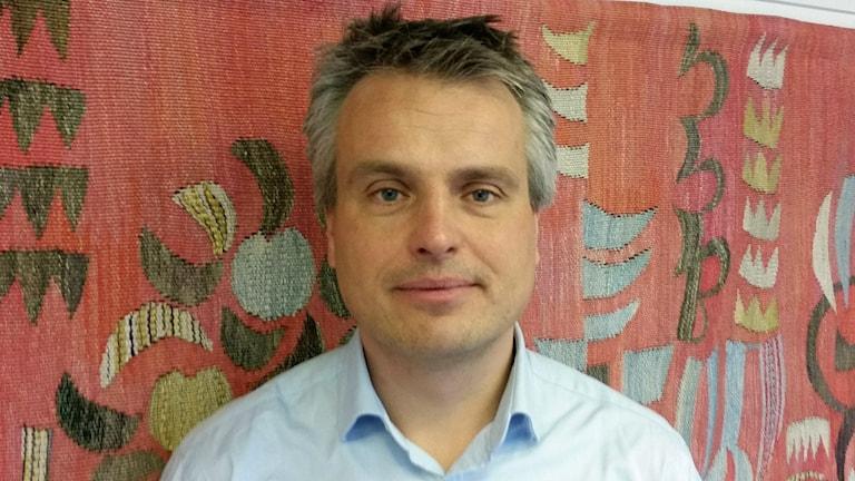 Joris Luyendijk. Foto: Sören Granath/Sveriges Radio.