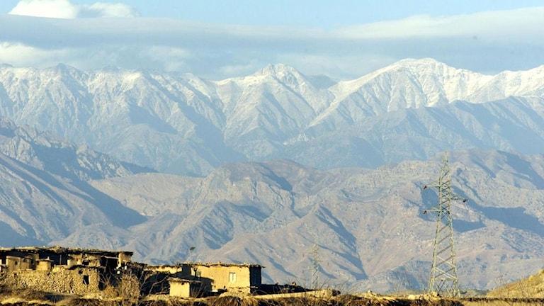 Tora Bora-bergen