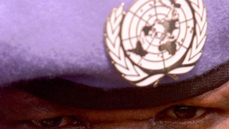 Nya rapporter om FN-övergrepp i CAR. Foto: Brennan Linsley/AP/TT