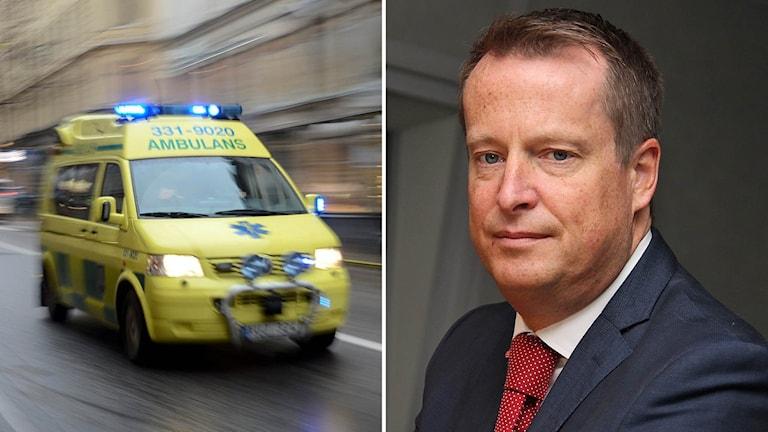 Foto: Bertil Enevåg Ericsson/TT & Helen Ling/Sveriges Radio.