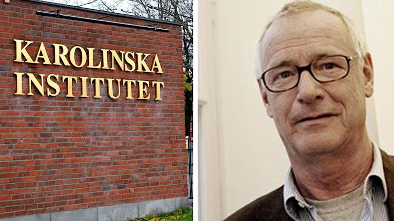 Sten Heckscher ska utreda Karolinska