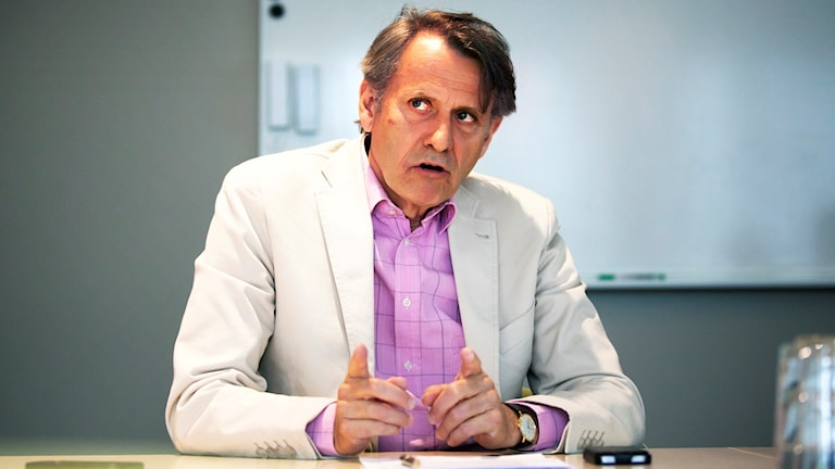 Anders Sundström. Foto: Rebecka Uhlin/TT.