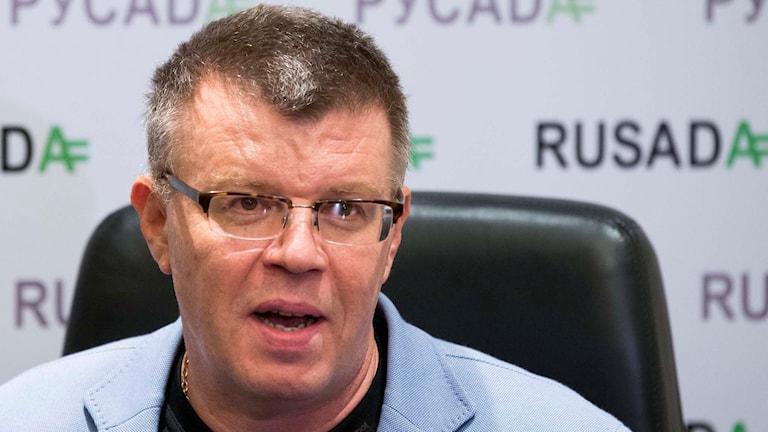 Nikita Kamajev, ryska antidopningsorganisationen Rusada.