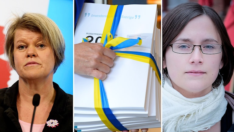Ulla Andersson ger inget svar på frågan om hon och de övriga förhandlarna har några ultimativa krav med sig till förhandlingsbordet.