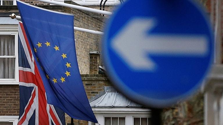 EU Storbritannien
