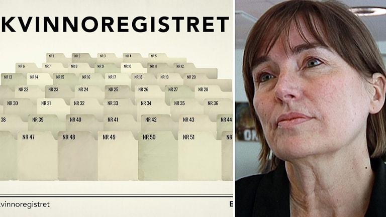 Eva Finné är chefsåklagare.