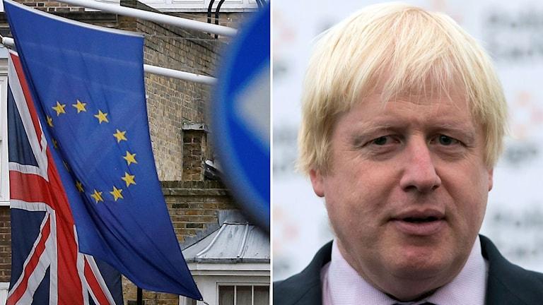 Medierna i Storbritannien beskriver i dag på morgonen Boris Johnsons beslut som en stor framgång för den EU-skeptiska sidan