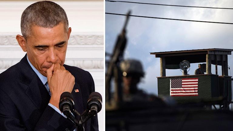 Barack Obama Guantanamo
