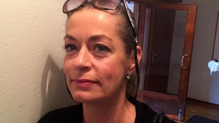 Camilla Thulin, svensk företagare och kläddesigner.