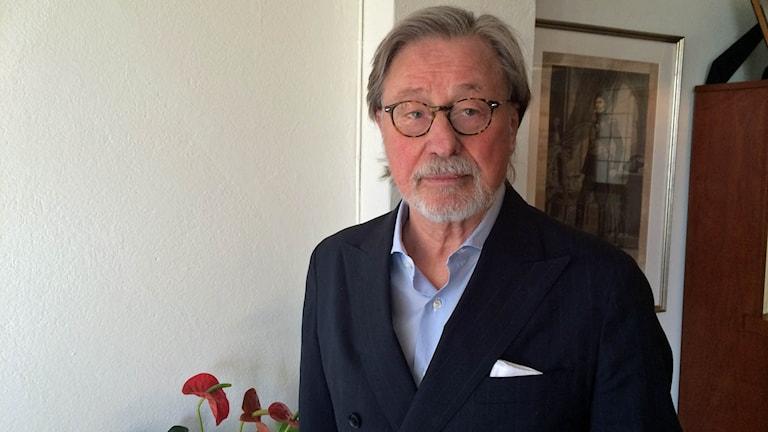 Björn Rosengren ordförande för norsk-svenska handelskammaren i Stockholm.