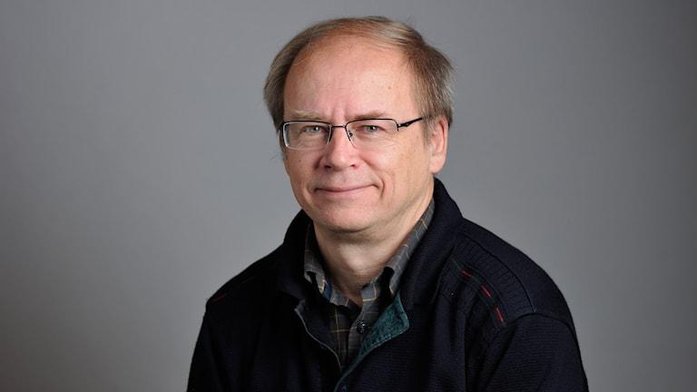 Valter Mutt, riksdagsledamot Miljöpartiet.