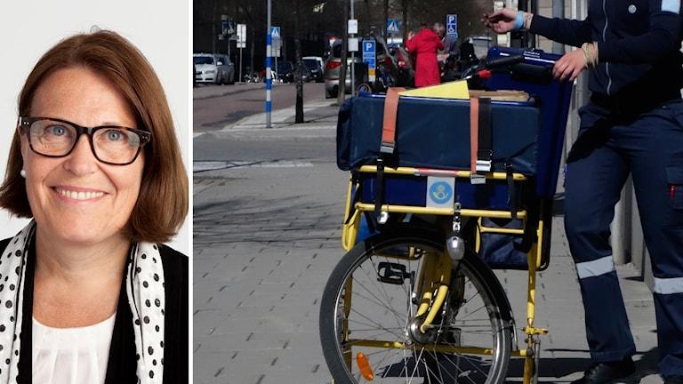 Karin Johansson, VD på Svensk handel, är kritik till förslagen
