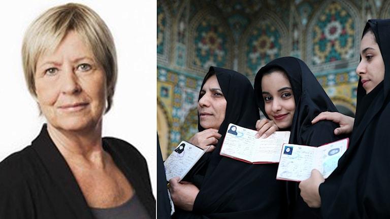 Ekots Agneta Ramberg om valresultatet i Teheran.