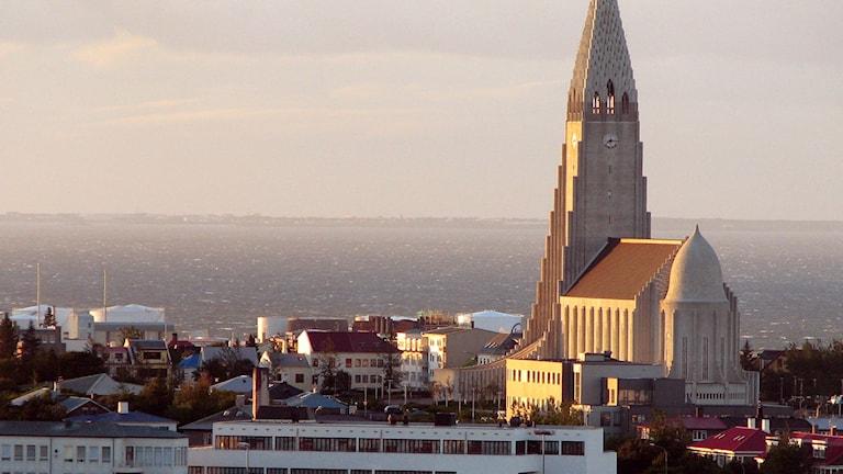 Piratpartiet har stora på Island.