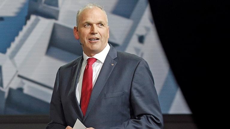 Jürgen Stackmann, försäljnings- och marknadsdirektör på Volkswagen.