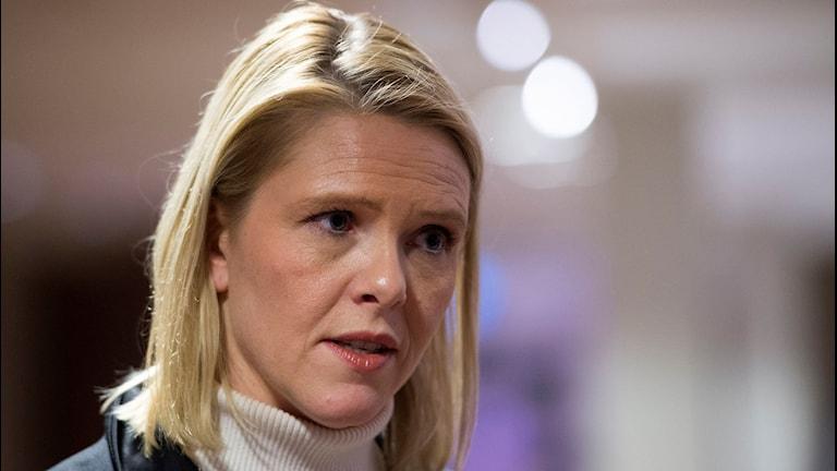 Norwegian Migration and Integration Minister Sylvi Listhaug. File photo: Henrik Montgomery / TT.