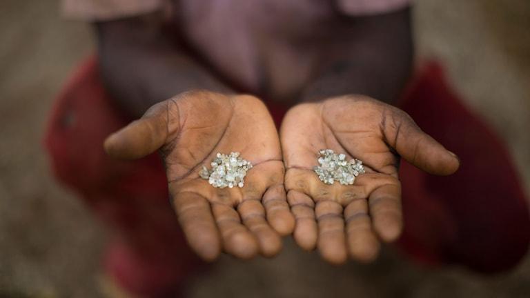Diamantgruva svensk gruvforskning