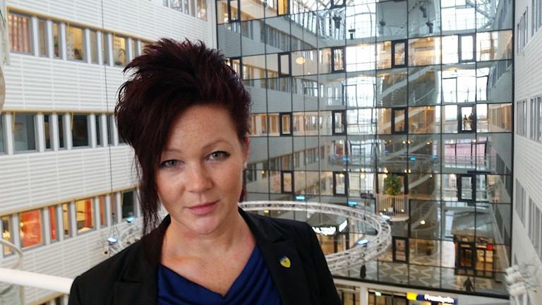 Sarah Wennerström, generalsekreterare för Karateförbundet