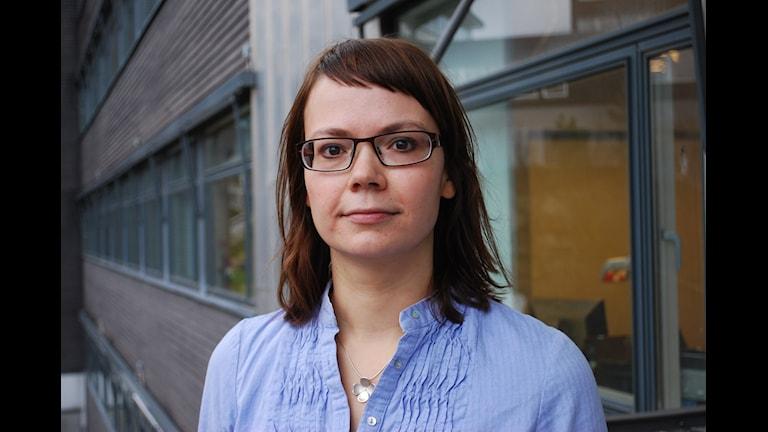 Anita Heber, docent i Kriminologi vid Stockholms universitet.