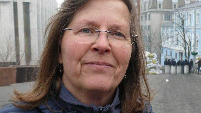 Maria Persson-Löfgren Moskva korrespondent