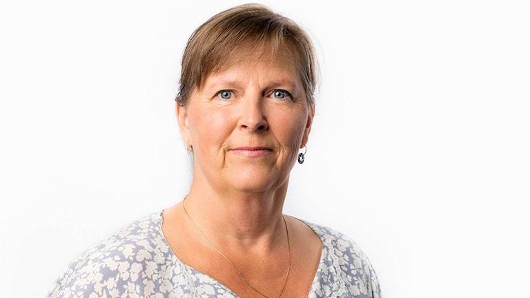 Sveriges Radios korrespondent Maria Persson Löfgren.