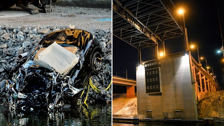 Polisen avvisar alla spekulationer om rattfylleri vid broolyckan.