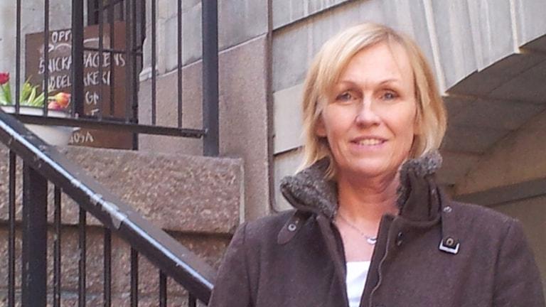 Britten Söderström, som tidigare själv drabbats av cancer hoppas att den nya vårdformen ska ge patienterna mer stöd än vad hon fick.